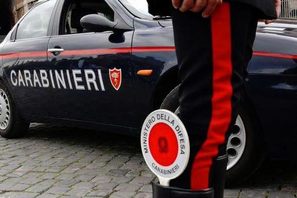 Fuga e scazzottata dopo l'alt dei Carabinieri