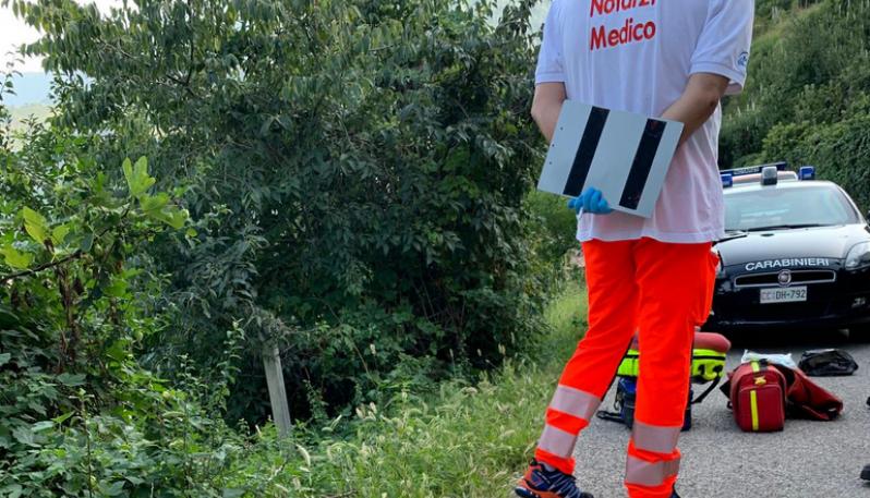 Merano, fermata la madre del neonato trovato morto in un cespuglio