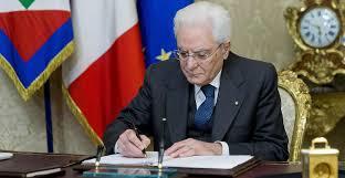 Crisi di Governo, Mattarella non gradisce maggioranze solo numeriche