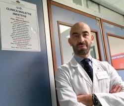 "Coronavirus, ce ne parla Matteo Bassetti:""Il virus è mutato"""