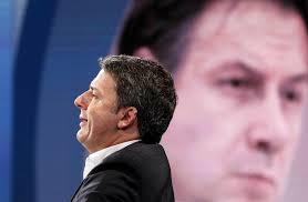 Crisi governo, è scontro tra Renzi e Conte:  Italia Viva si astiene su Recovery