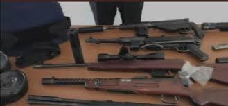 Criminalità: scoperto arsenale armi da guerra ad Andria. Titolare masseria incensurato