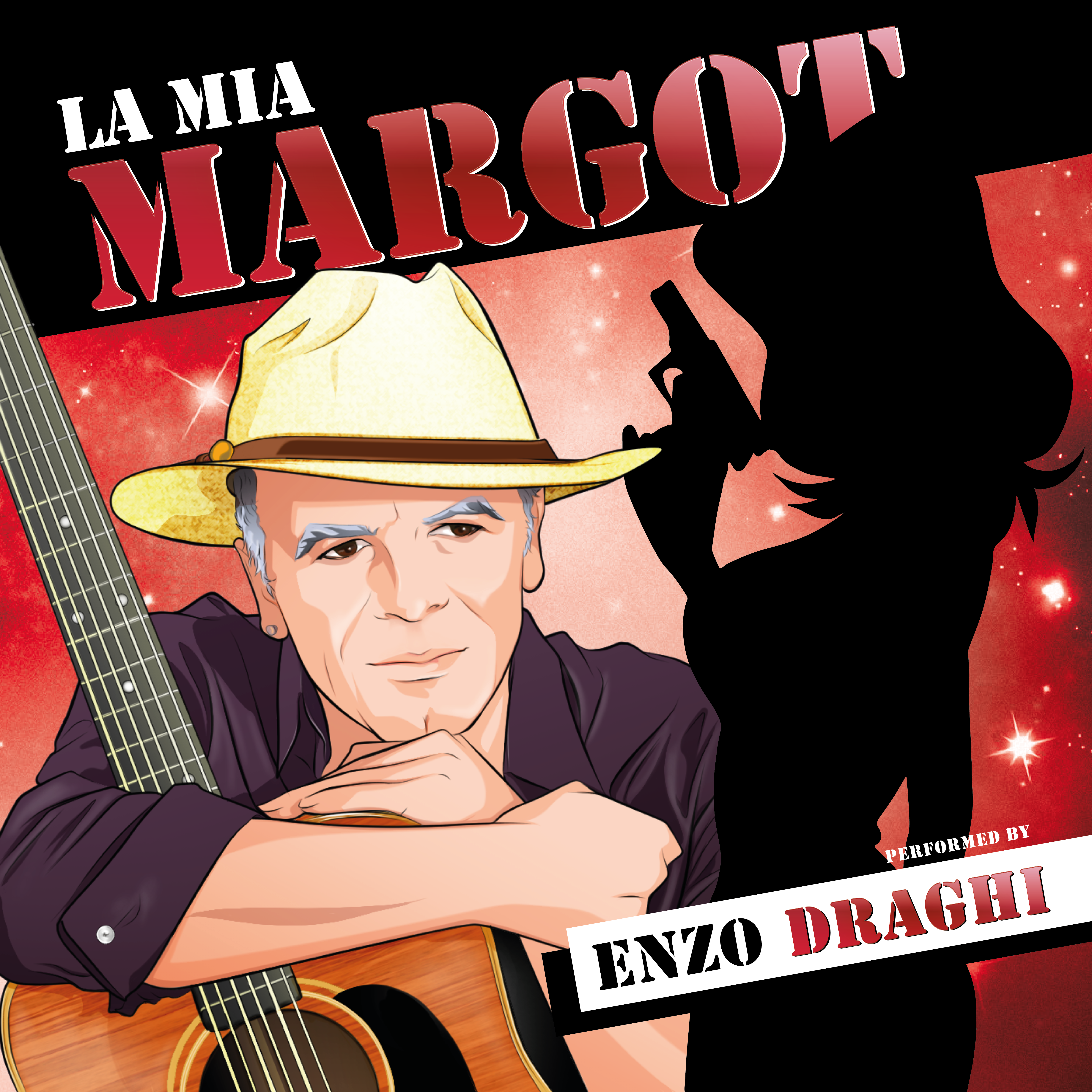 La mia Margot – Enzo Draghi Torna in radio, la mitica voce di Lupin III e di Mirko dei Bee Hive